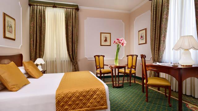 Voorbeeld kamer Berchielli