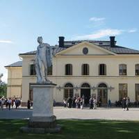 Stockholm Drottningholm Slotstheater