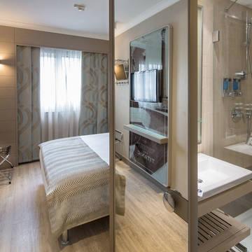 Standaardkamer Hotel Titanic Comfort Mitte