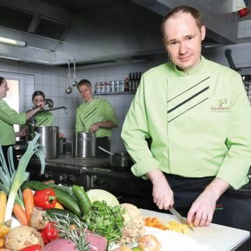 Keuken Family en Sporthotel Kärntnerhof