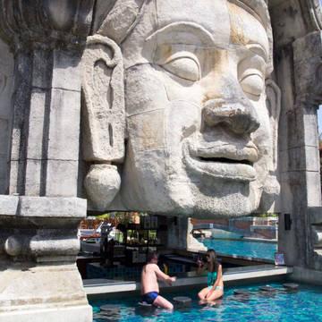 Zwembadbar Phuket Orchid Resort & Spa