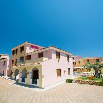 Exterieur Residence Cala Viola