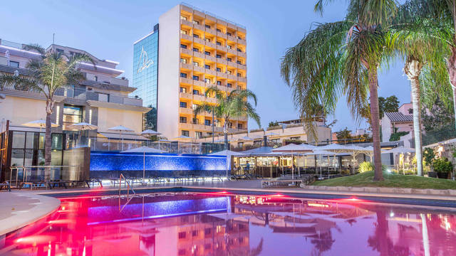 Exterieur Hotel Isla Mallorca & Spa