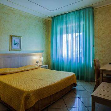 Voorbeeld kamer Hotel Mannu