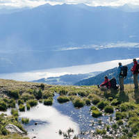 Karinthië wandelen in de bergen