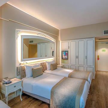 Kamer Hotel Yasmak Sultan