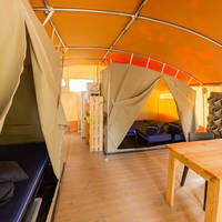 Rent-a-Tent voorbeeld Lodgetent Cream