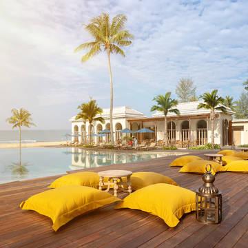 Zwembad Devasom Khao Lak Beach Resort & Villas