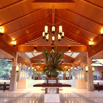 Lobby Khao Lak Merlin Resort