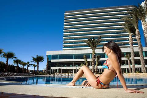 Top vakantie Costa Blanca 🏝️Hotel AR Diamante Beach