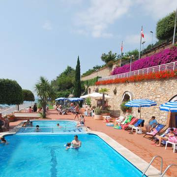 Zwembad Residence Sant'Anna
