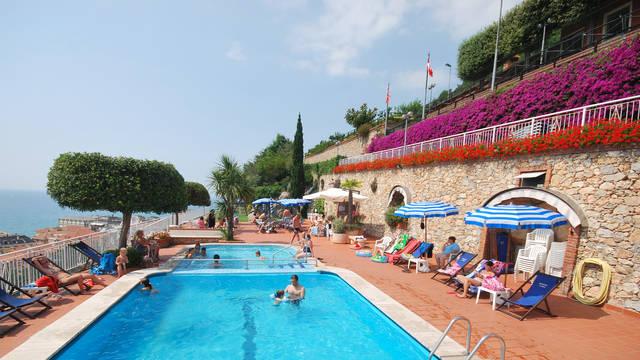 Zwembad Appartementen Sant'Anna