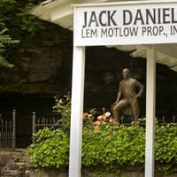 Jack Daniel distilleerderij Lynchburg