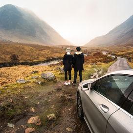 Autovakantie Schotland
