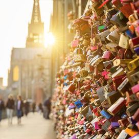 Romantische stedentrips