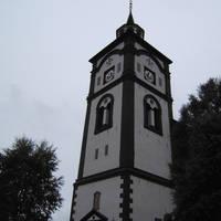 Kerk in Roros