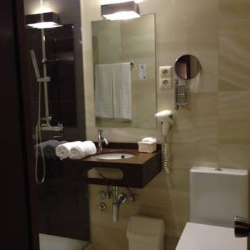 Badkamer Hotel Da Bolsa