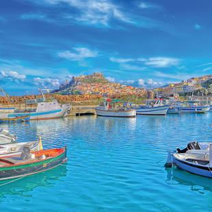 sfeer Sardinië