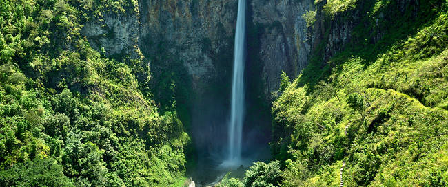 Siposo piso waterval