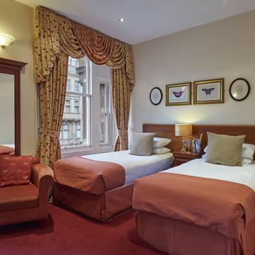 Kamer Hotel Old Waverley