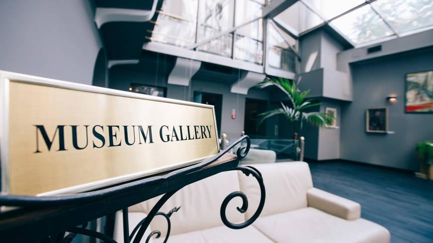 Museum Gallery Hotel Museum Budapest
