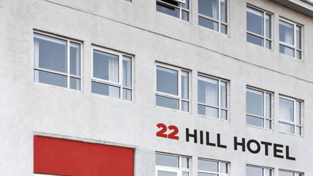 Voorzijde 22 Hill
