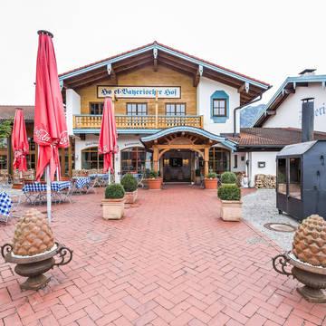 Entree Novum Alpenhotel Bayerischer Hof