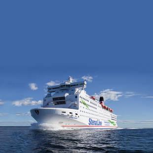 Stena Saga - Ferry Noorwegen