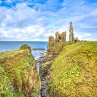 Wick - Castle Sinclair Girnigoe