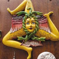de Trinacria:het symbool