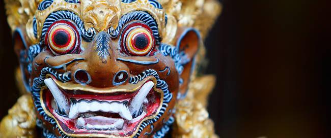 Balinees beeld