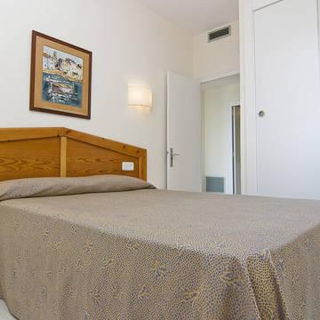 Slaapkamer Appartementen Delfin
