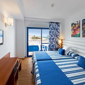 Kamervoorbeeld Hotel Tahiti Playa