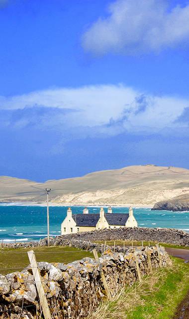 13-daagse autorondreis inclusief overtochten Isle of Skye en de Hebriden
