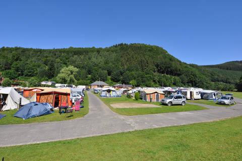 Deal vakantiepark Ardennen 🏕️Camping Floréal la Roche