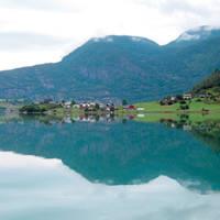 Tussen Sogndal en Gaupne