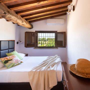 Voorbeeld slaapkamer Residence Borgo Verde
