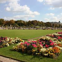 Jardin du Luxembourg op ca. 10 minuten loopafstand van het hotel!