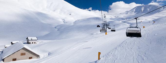 Wintersport Val di Fassa