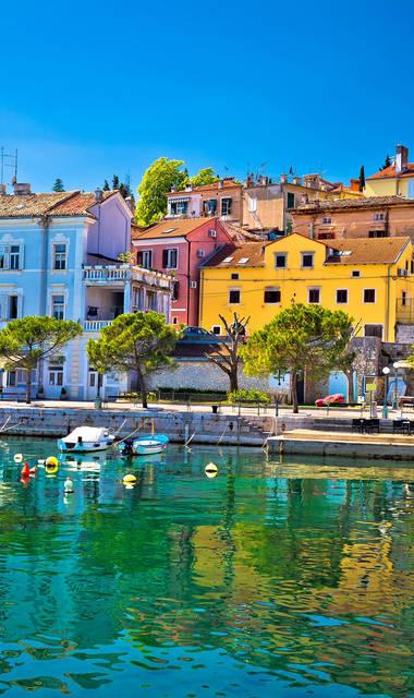 11-daagse fly-drive Istrië en de Kvarner Baai