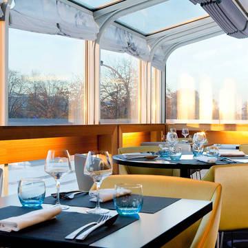 Restaurant Hotel Novotel Paris Centre Tour Eiffel