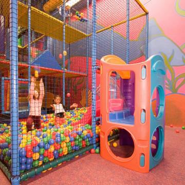 Kinderspeelruimte Hotel Zuiderduin