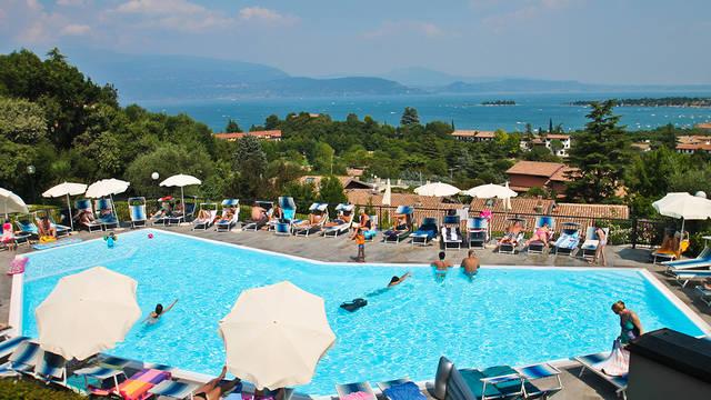 Zwembad Appartementen Belvedere