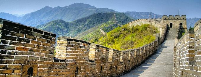 Verre reizen China