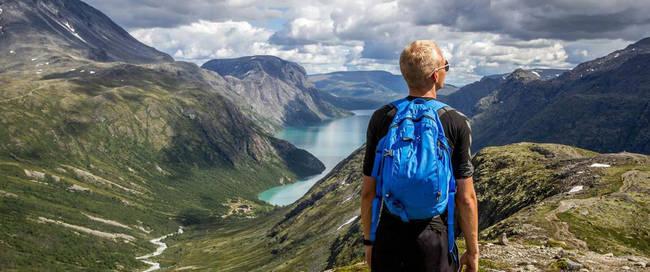 Finnmark plateau wandelen