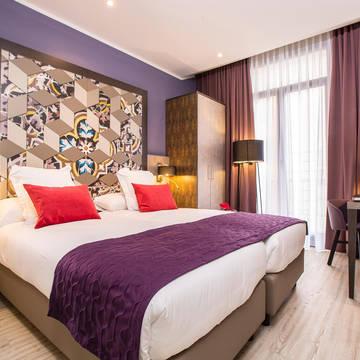 Kamer Hotel Leonardo Las Ramblas