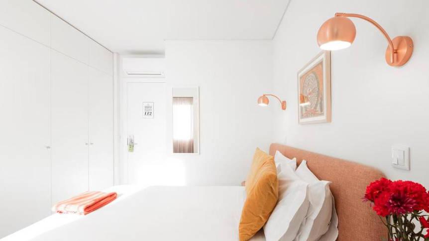 Studio Lisbon Serviced Apartments Avenida