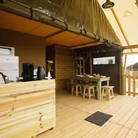 Lodge 3 chambres ouverture Domaine du Pré