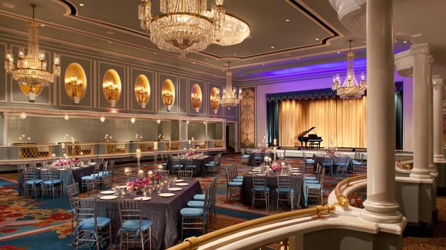 Restaurant Hotel New York Hilton Midtown
