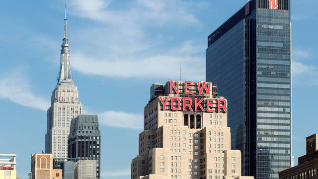 Exterieur Hotel Wyndham The New Yorker